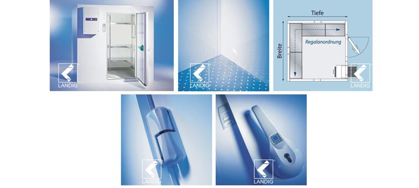 Viessmann Kühlzellen Detailbilder